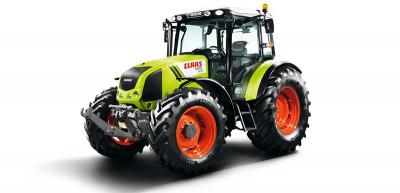 New CLAAS AXOS 340-310