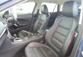 2012 Mazda 6 GJ1021 Touring SKYACTIV-Drive Wagon