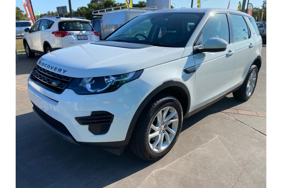 2017 Land Rover Discovery Sport L550  TD4 180 SE Suv