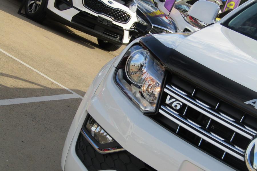 2018 Volkswagen Amarok 2H  TDI550 Sportline Dual cab Image 9