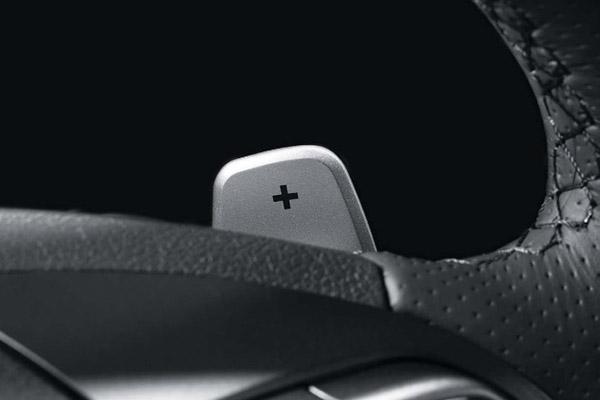 IONIQ Hybrid Regenerative braking.