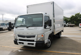 Fuso Canter AUTO PANTECH FREE SERVICING + INSTANT ASSET WRITE OFF 515 WIDE CAB AUTO PANTECH