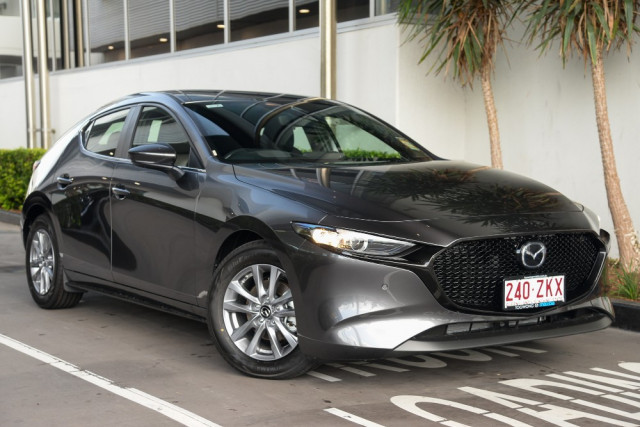 2019 Mazda 3 BP G20 Pure Hatch Hatchback Image 2