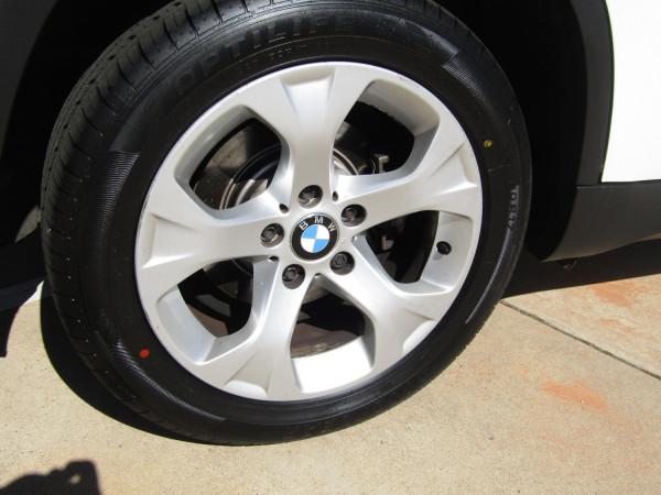 2010 MY11 BMW X1 E84  xDrive20d Suv Image 5