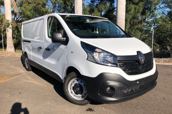 011d63ab0f 2018 Renault Trafic Van Van for sale in Sunshine Coast - Cricks Nambour