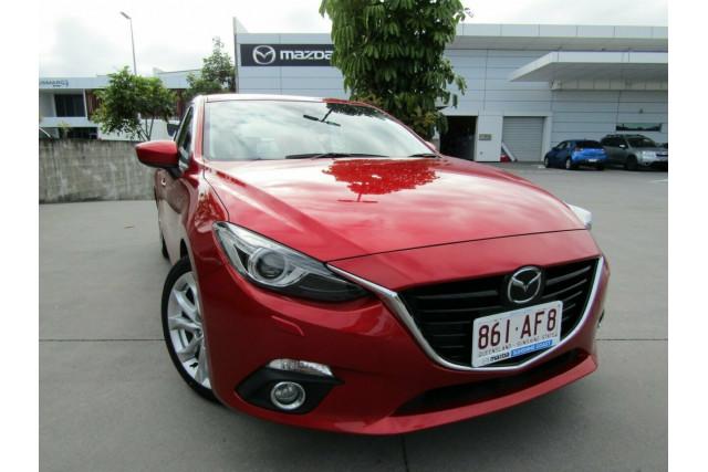2014 Mazda 3 BM5238 SP25 SKYACTIV-Drive Astina Sedan