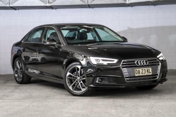 Audi A4 sport B9 8W