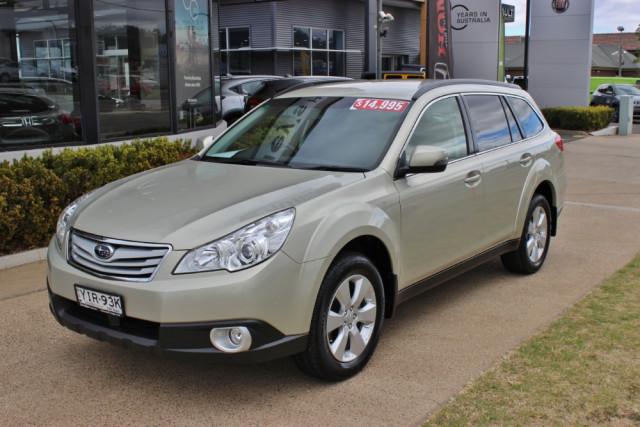 2012 Subaru Outback 5GEN 2.5i Suv