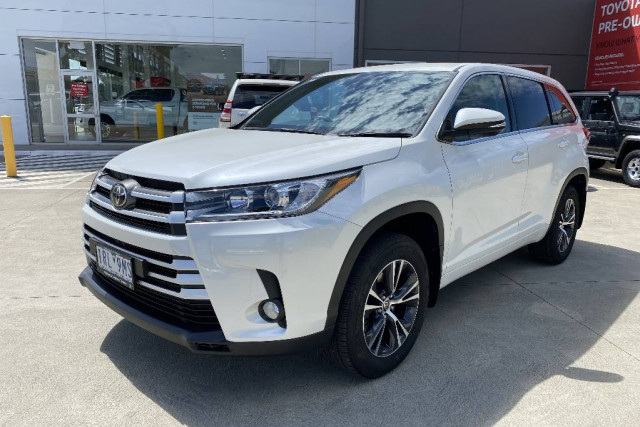 2019 Toyota Kluger GX (4X2)