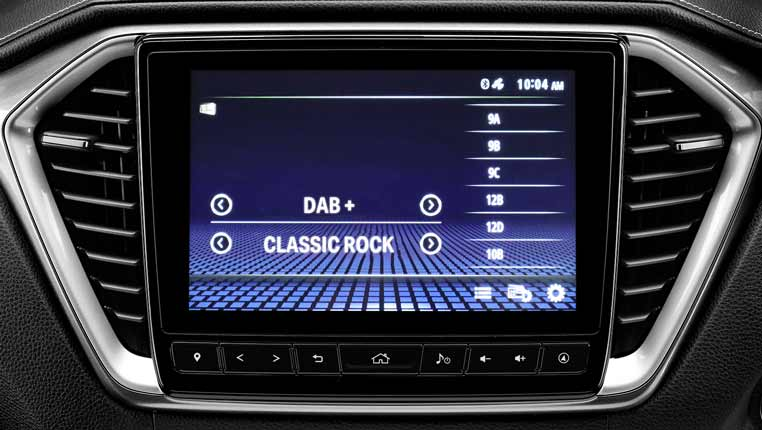 DAB + RADIO   on All models Image