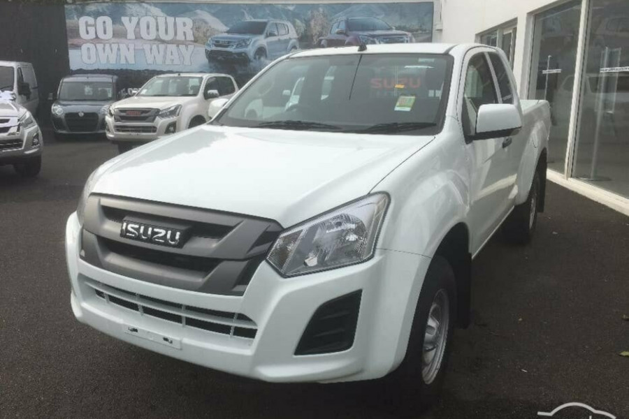 2018 Isuzu UTE D-MAX -- 4x2 SX Space Cab Ute High-Ride Utility