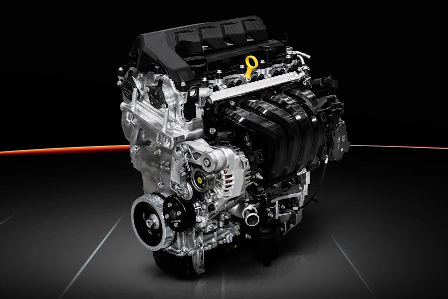 New Cerato Sedan Powertrain