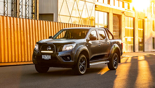 Navara Navara ST Black Edition