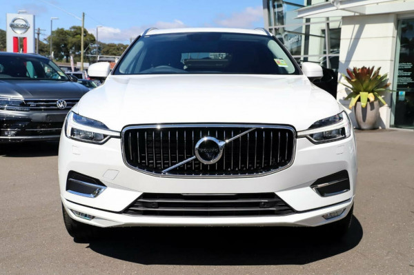 2020 Volvo XC60 UZ D4 Inscription Suv