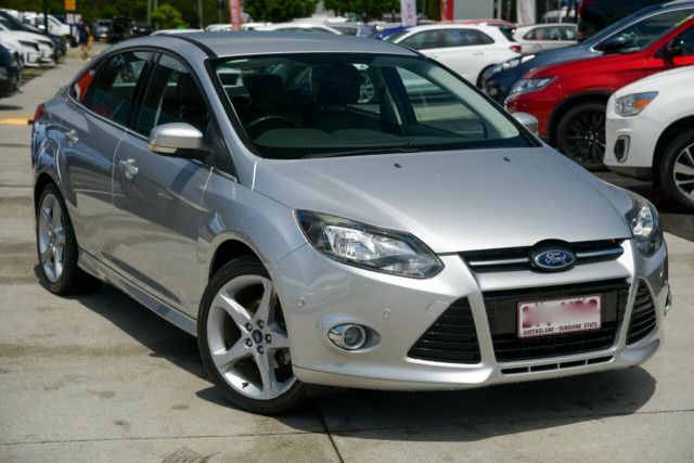 2012 Ford Focus Titanium PwrShift