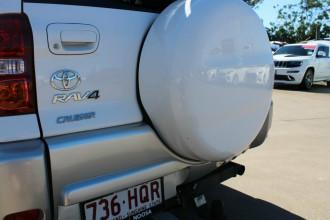 2004 Toyota RAV4 ACA23R Cruiser Suv Image 5