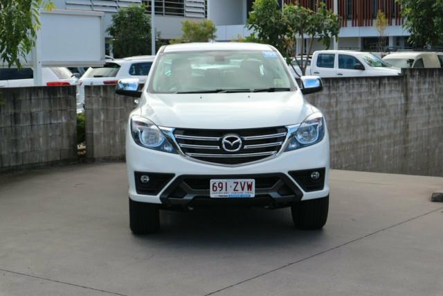 2020 MY18 Mazda BT-50 UR 4x4 3.2L Dual Cab Pickup XTR Utility Image 2