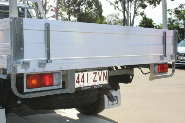 2013 Mazda BT-50 UP0YD1 XT 4x2 Cab chassis Image 4