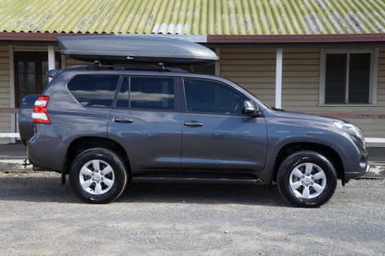 2015 Toyota Landcruiser Prado GD Wagon Wagon