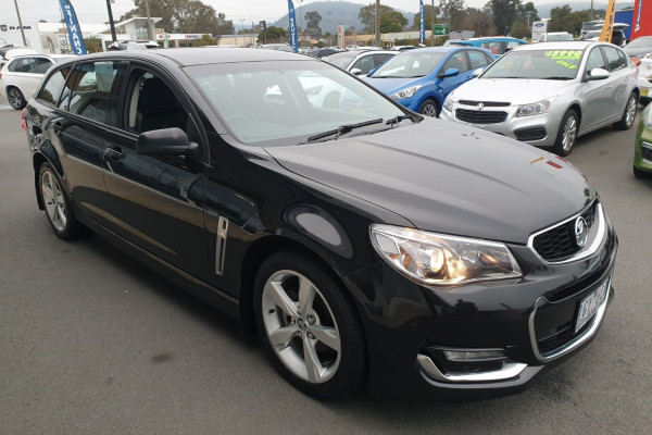 2016 Holden Commodore VF II MY16 SV6 Wagon Image 3