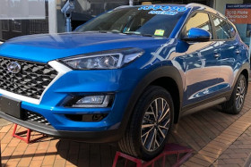 Hyundai Tucson Active X TL4 MY20