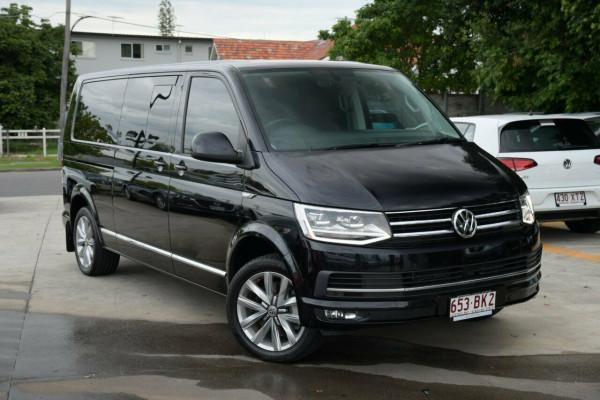 2016 Volkswagen Multivan T6 MY16 TDI450 LWB DSG Executive Wagon