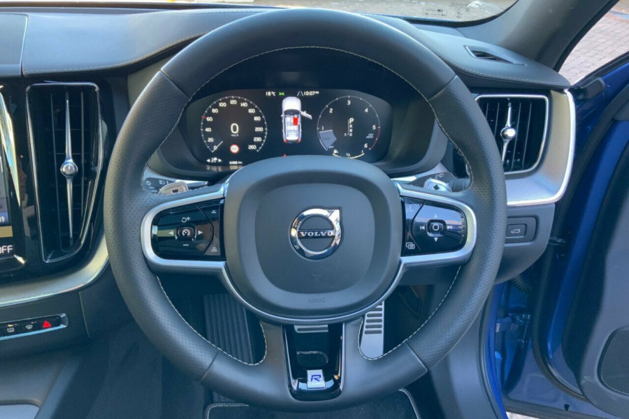 2018 MY19 Volvo XC60 UZ D5 R-Design Suv Mobile Image 19