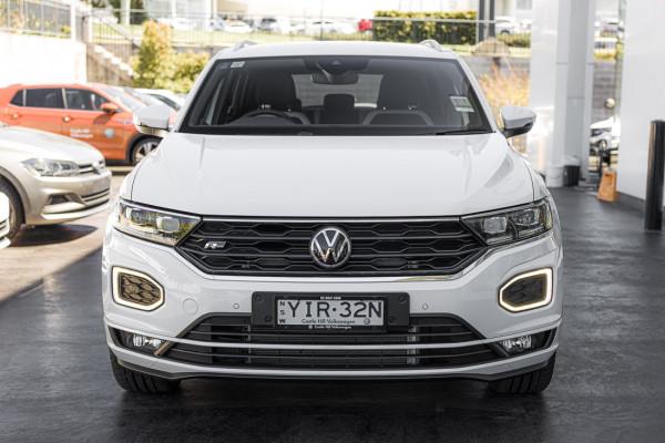 2021 Volkswagen T-ROC 140TSI Sport 2.0L T/P AWD 7Spd DSG Wagon Image 3