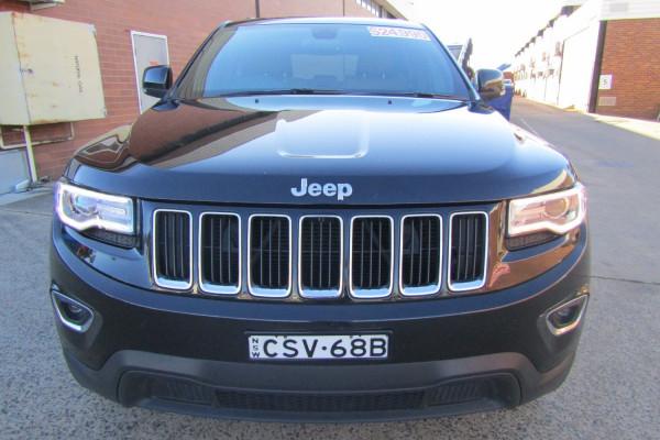 2013 MY14 Jeep Grand Cherokee WK Laredo Suv Image 2