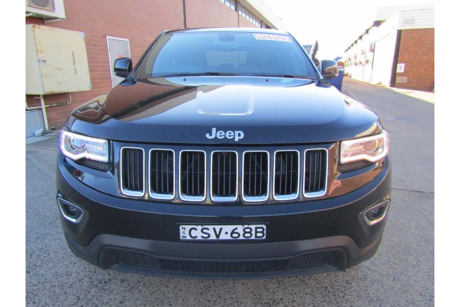 2013 MY14 Jeep Grand Cherokee WK Laredo Suv