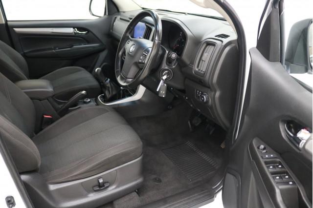 2016 Holden Colorado RG MY16 LTZ Utility Image 4
