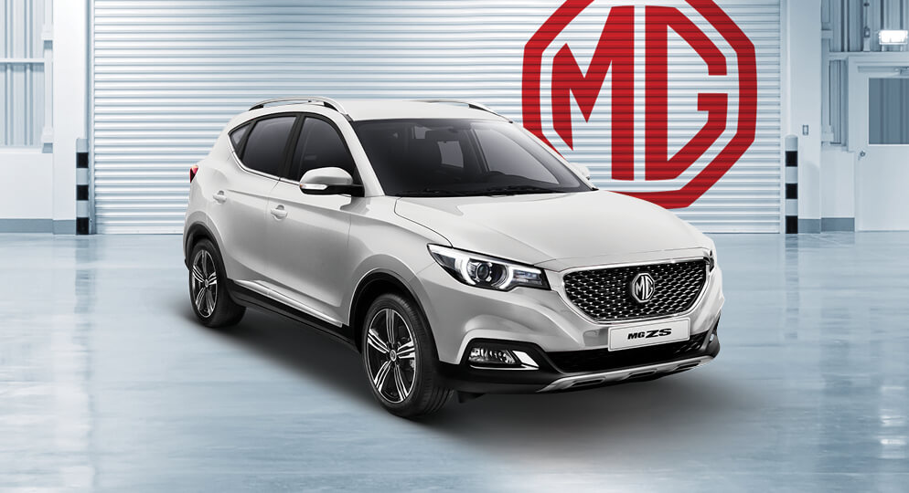 MG ZS Excite Plus 1.0T