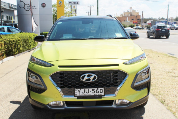 2019 Hyundai Kona OS.2 Highlander Suv Image 2