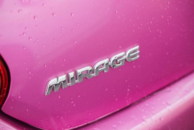 2014 Mitsubishi Mirage LA MY14 LS Hatchback Image 17