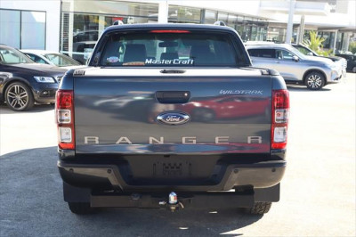 2014 Ford Ranger PX Wildtrak Utility Image 3