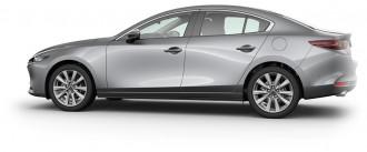 2021 Mazda 3 BP G20 Evolve Sedan Sedan image 20