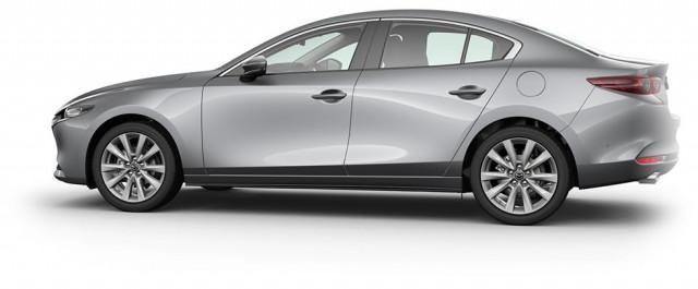 2021 Mazda 3 BP G20 Evolve Sedan Sedan Mobile Image 20