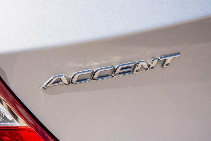 2013 Hyundai Accent RB2 Active Hatchback Image 19