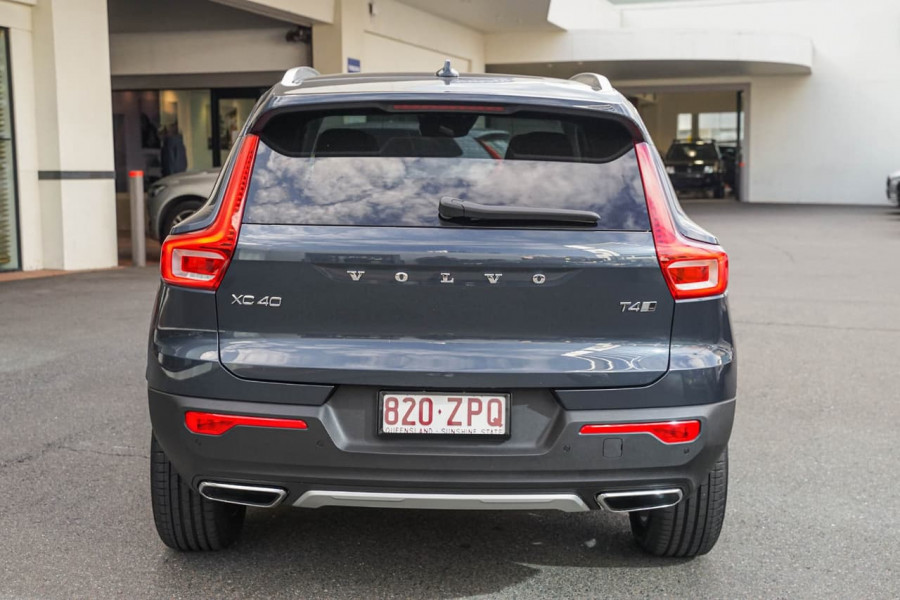 2019 Volvo Xc40 (No Series) MY20 T4 Inscription Suv