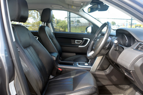 2015 MY16 Land Rover Discovery Sport L550 16MY SD4 Suv