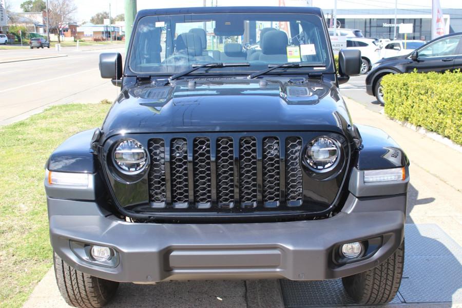 2021 Jeep Gladiator JT Night Eagle Utility - dual cab
