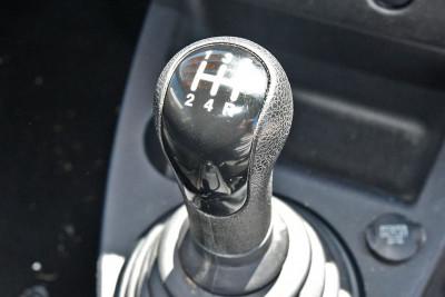 2005 Ford Fiesta WP LX Hatchback