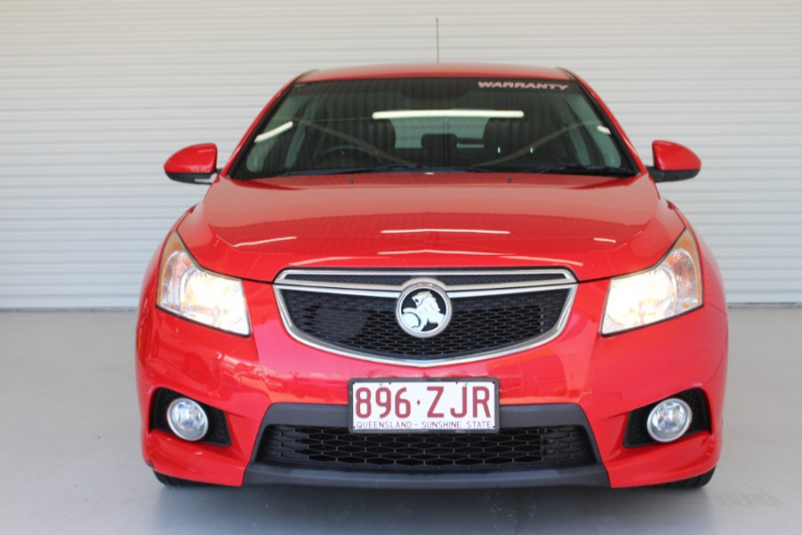 2013 Holden Cruze JH SERIES II MY14 SRI-V Hatch