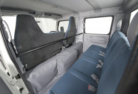 2021 MY20 Fuso FGB71ER6SFBC 4WD Cab chassis