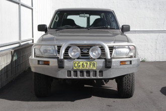 2001 Nissan Patrol GU II ST Suv Image 3