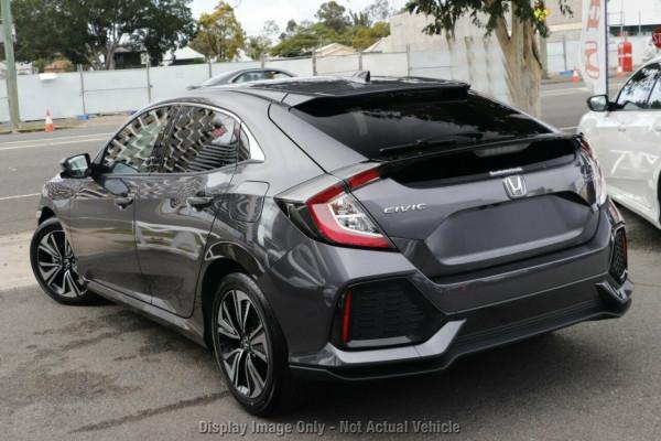 2019 Honda Civic Sedan 10th Gen VTi-LX Hatchback Image 3