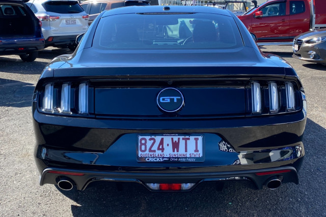 2016 MY17 Ford Mustang FM  GT Coupe Image 4