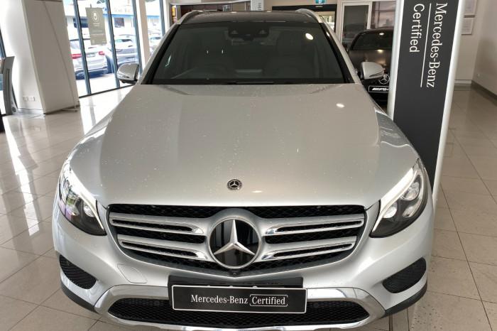 2017 Mercedes-Benz C Class X253 808MY GLC250 Wagon Image 2