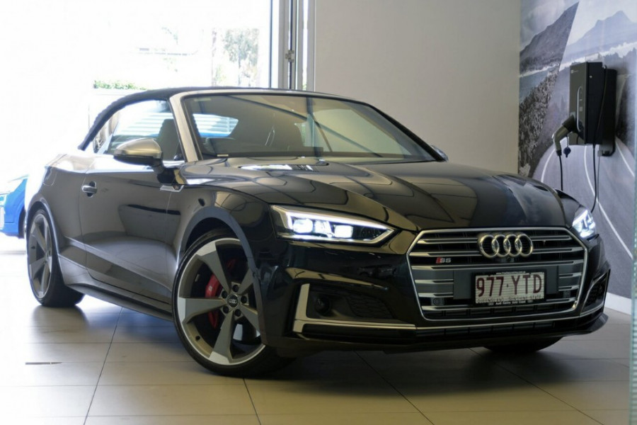 2018 MY19 Audi S5 Cabriolet Mobile Image 19