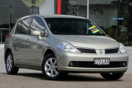 Nissan Tiida Q C11 MY07